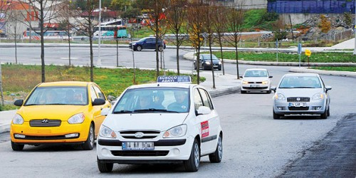 The Unofficial Guide & Tips About Driving In Turkey