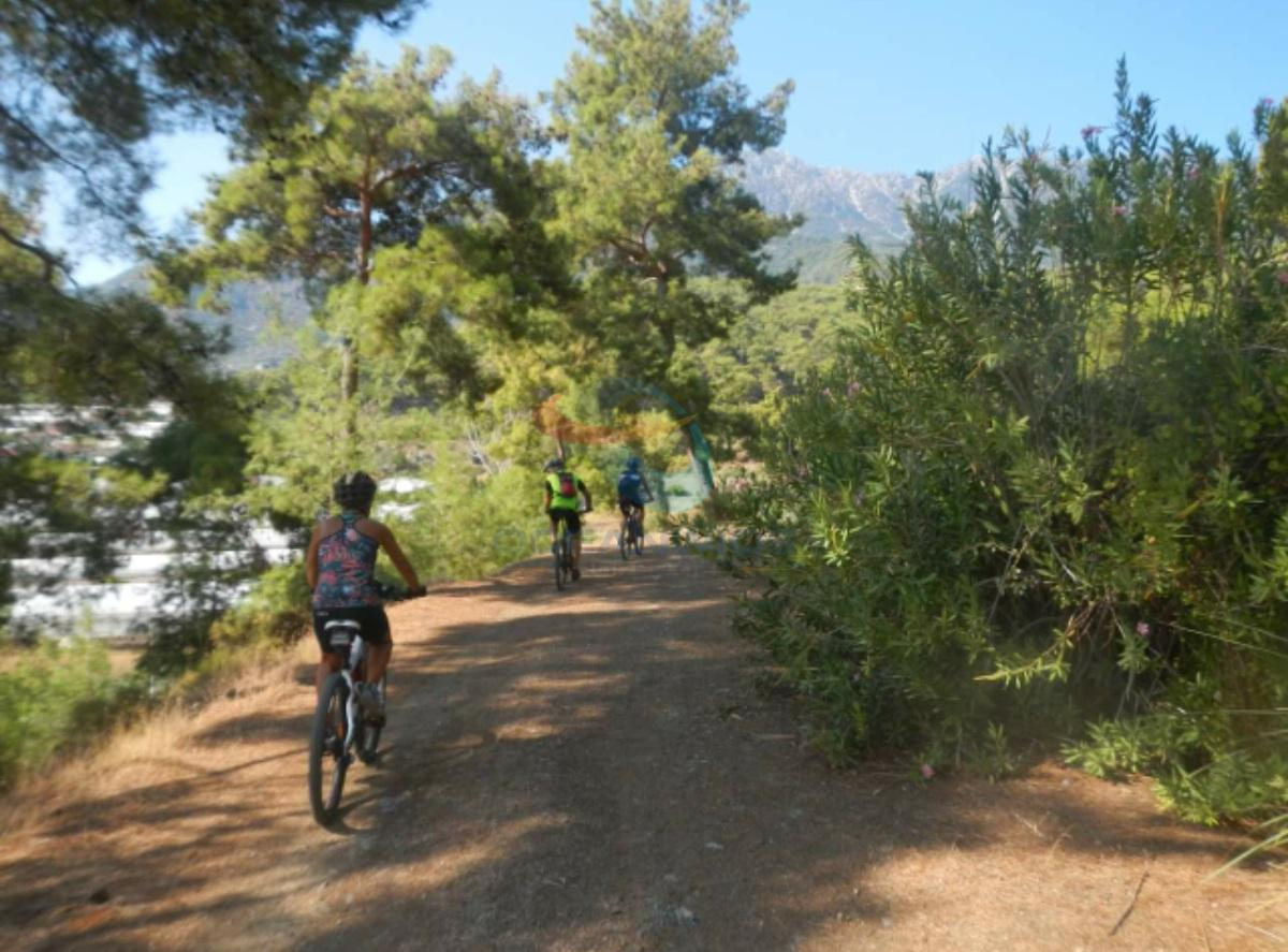 cycling in Fethiye
