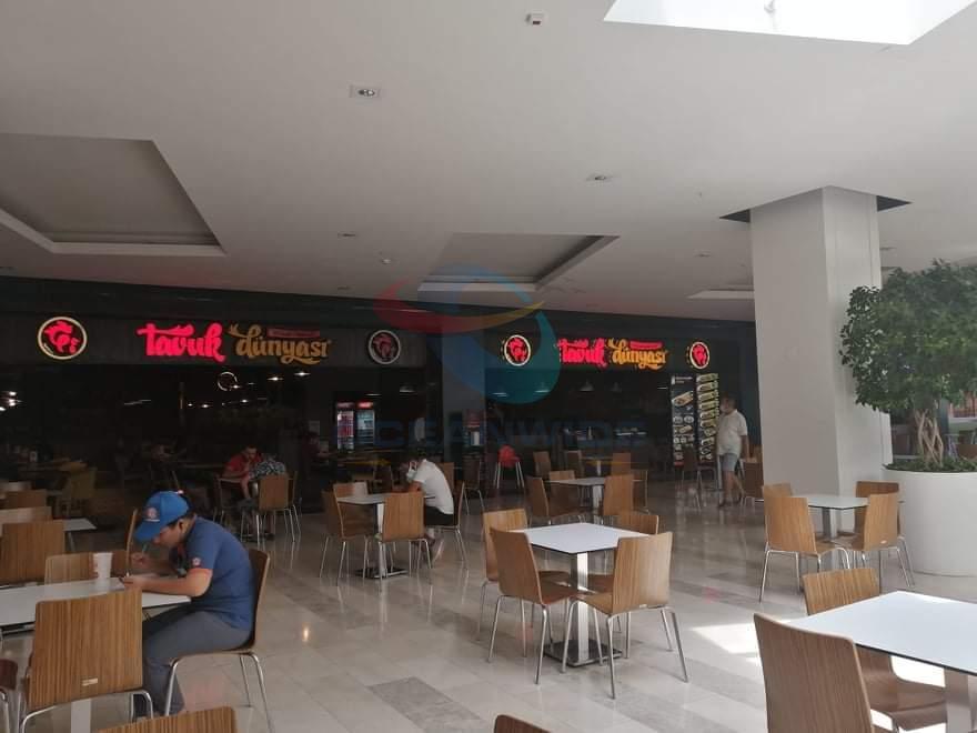 Erasta food court